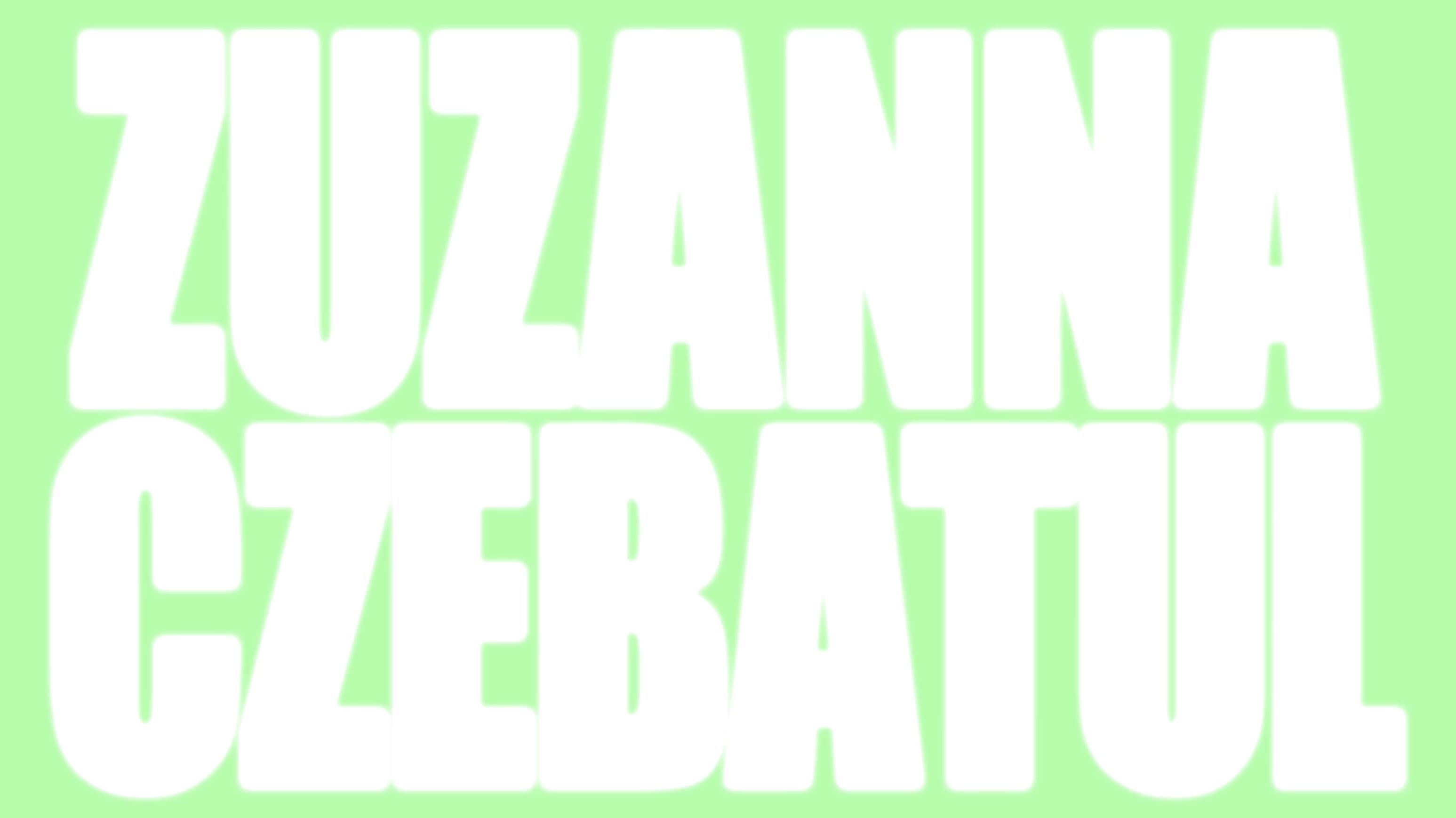 Zuzanna Czebatul
